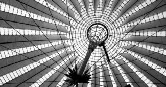 Design : photo d'architecture de toit